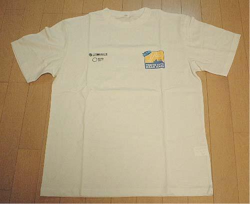 参加記念Tシャツ