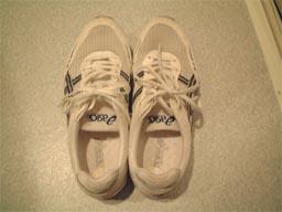 ちょっときれいな靴1