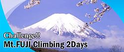 富士山ツアー