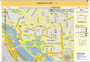 Jogging Caluculator ver 1.50e