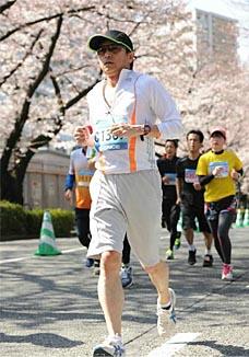 練馬こぶしマラソン