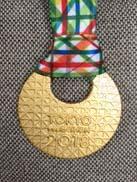 東京マラソン2018完走メダル