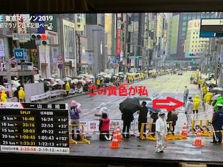 東京マラソンTVより